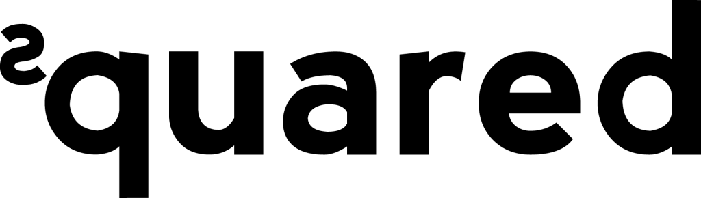 Squared logo