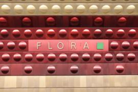 prague metro - 2